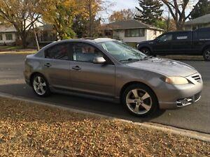 2006 Mazda 3 GS