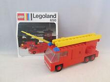 Lego Legoland - 658 Fire Engine