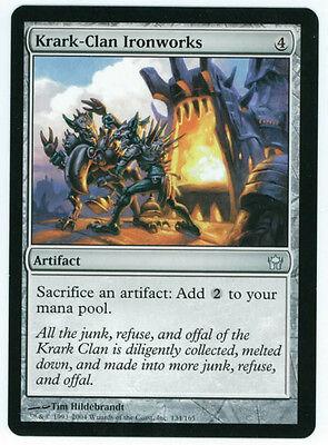 Fifth Dawn Krark-Clan Ironworks x1 LP Magic the Gathering MTG