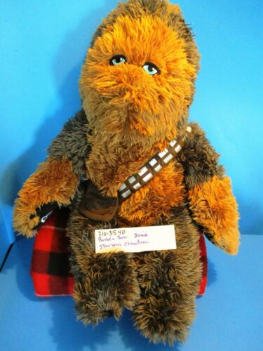 BuildaBear Chewbaca plush3103540
