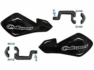 Polisport-FreeFlow-Lite-Black-Hand-Guards-fits-Husqvarna-610-TC-99-00