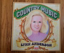 Lynn Anderson (Time Life Records) - Country Music 1981 NM VINYL LP NM Cover