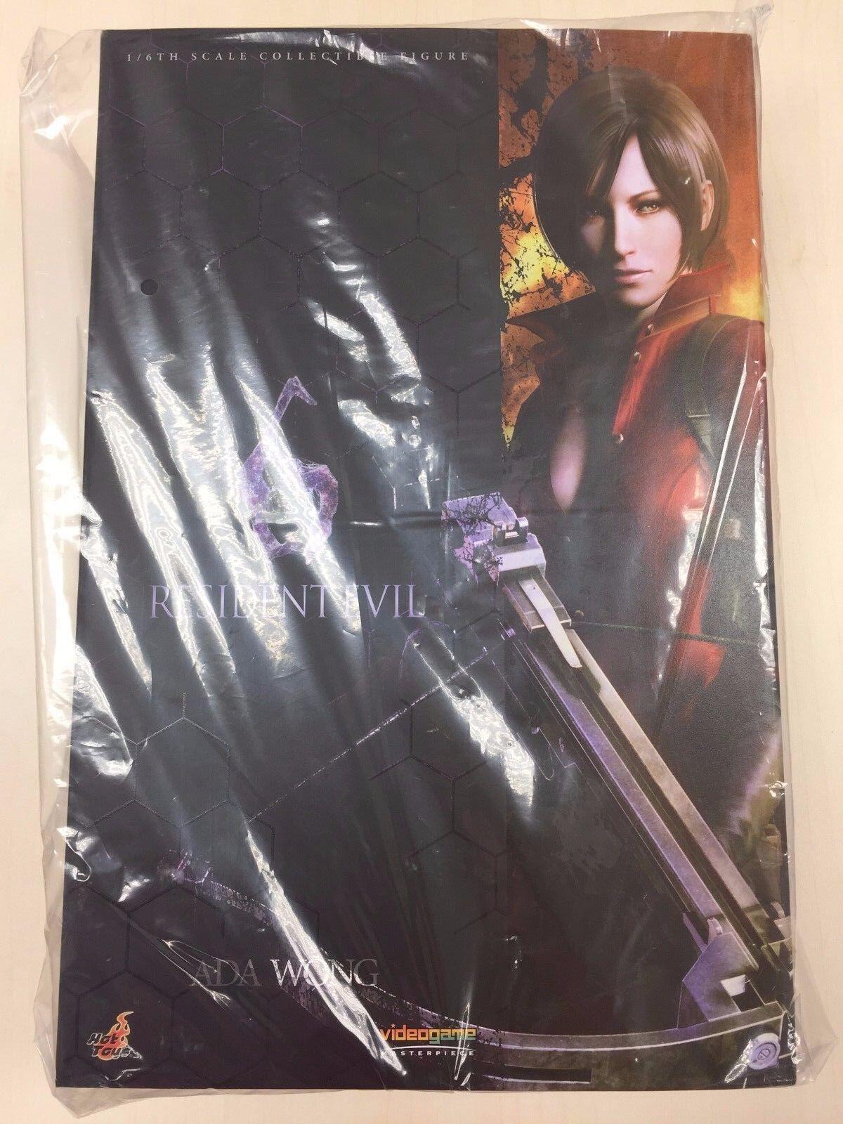 Hot Toys VGM 21 Resident Evil 6 Biohazard Bio Hazard Ada Wong NEW