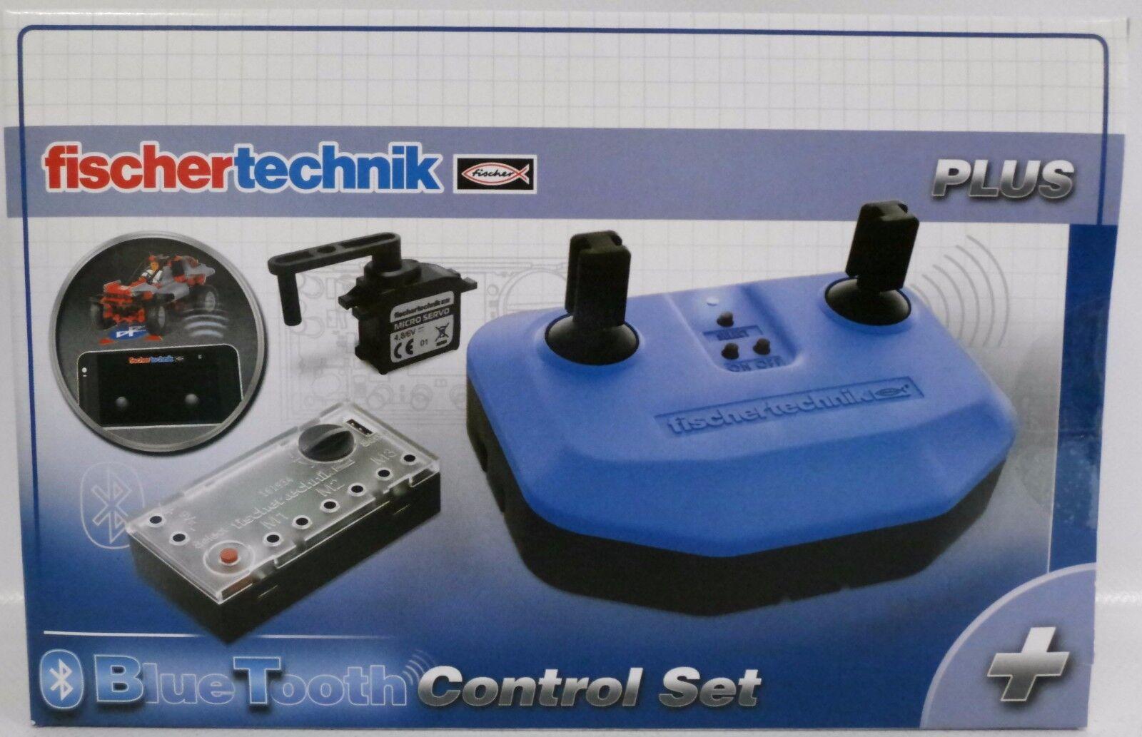 NEU fischertechnik 540585 PLUS BlauTooth Control Set OVP