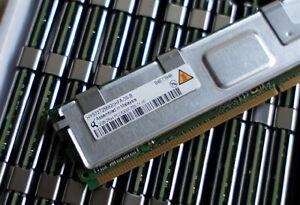 4x-2GB-8GB-RAM-HP-ProLiant-ML370-G5-667Mhz-FB-DIMM-DDR2-Speicher-FullyBuffered
