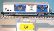 Roco-Baur Habis Bierwagen 531 SANWALD PRO