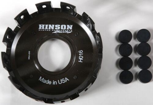 Hinson Billetproof Clutch Basket w// Cushions Yamaha YFZ350 Banshee 1987-2006