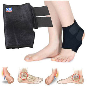 Ankle-Support-Strap-Adjustable-Wrap-Medical-Bandage-Brace-foot-Pain-Relief-Sport