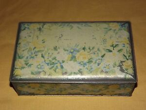 VINTAGE OLD   ONE POUND NET CANDY TIN