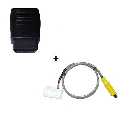 2008-2012 Jeep Liberty KK MyGIG Interface Add TV iPhone Mirror Rearview Camera