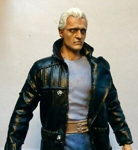 """ROY BATTY Blade Runner FAN ART resin STATUE 7,5"""" + stand SCREEN ACCURATE"""