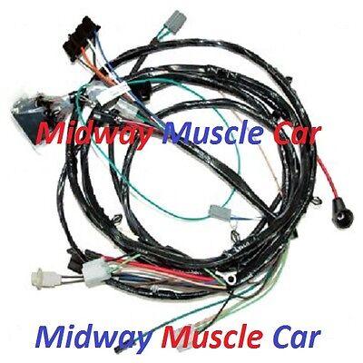 front end light headlight headlamp wiring harness 73 74 Chevy Nova | eBayeBay