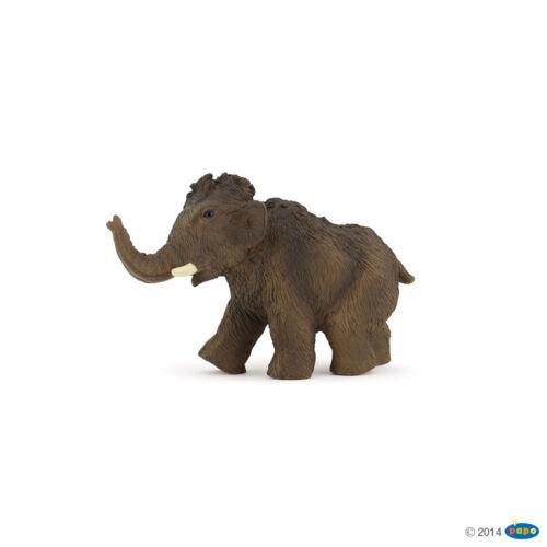 Papo dinosaurios prehistórico-mammutjunges 55025-nuevo young Mammoth