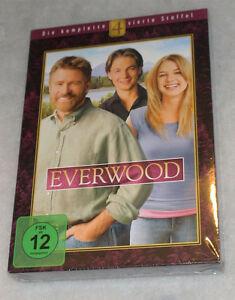 Everwood-Staffel-Serie-4-Four-DVD-Box-Set-Neue-amp-Versiegelten-Gebiet-2