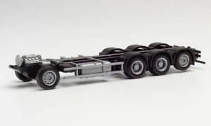 Herpa-085182-Fahrgestell-LKW-4-achs-Scania-CR-CS-Auto-Modell-1-87