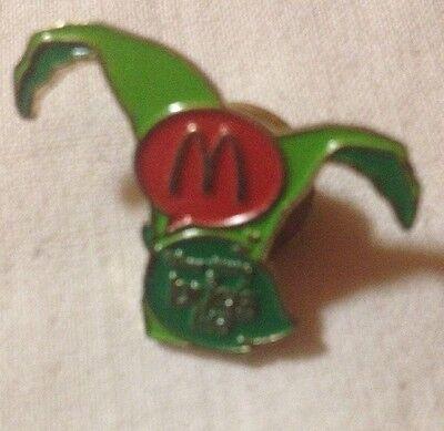 Mcdonalds A Bugs Life Goldtone Enamel Pinback Pin Disney Lapel Hat Pin
