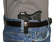 USA Mfg Carry CCW HK H&K P30SK 9 mm Belt Pistol Holster ISP ISW Hip 9mm Heckler