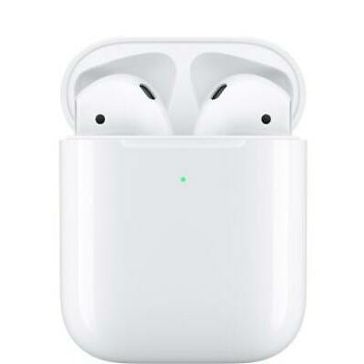 Apple AirPods con estuche de carga inalámbrica Blanco