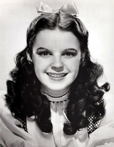 Judy Garland UNSIGNED photo - P2102 - The Wizard of Oz | eBay