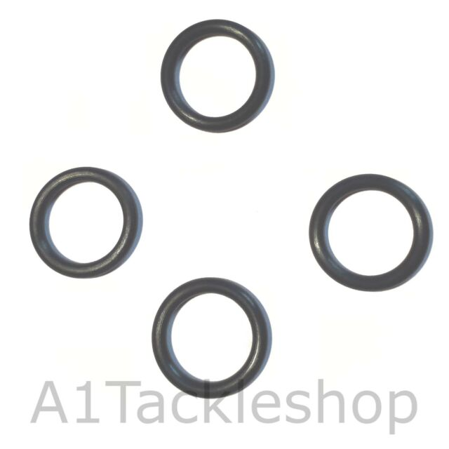 4 x SMK XS78/QB78/TH78 Air Rifle CO2 Cap / Valve O Ring Seals - Ref: 97