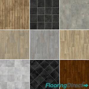 non slip 3m & 4m vinyl flooring - cushion floor - lino