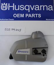 Husqvarna OEM Chainsaw Clutch Cover Assembly 505199005 Fits 550XP