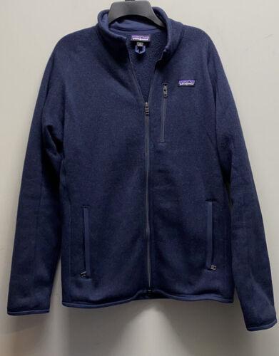 Patagonia Navy Blue Better Sweater Jacket Men's Me