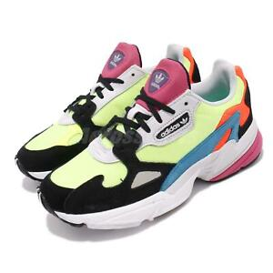 Adidas Falcon Women hi res yellowhi res yellowcore black