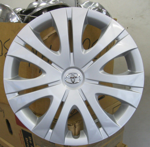 Hubcaps For 2008 Toyota Corolla: Cool Toyota Hubcaps Collection On EBay