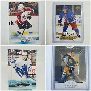 Auston-Mathews-RC-Cale-Makar-RC-Mystery-Prize-Packs-Please-Read-Description