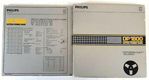 Philips-DP1800-BOX-ONLY-Reel-To-Reel-Ultra-Ferro-Tape-Metal-Spool-7-034-498CA
