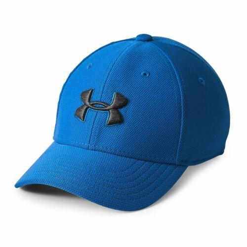 Under Armour Kinder Blitzing 3.0 Baseball Cap Kappe Basecap Hut Logo