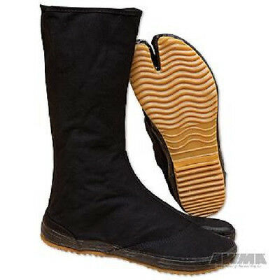 Ninja Low Tabi Boots With Ninja Socks Cosplay Costume Martial Arts Ninjitsu