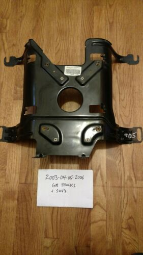 2003 04 05 2006 CHEVY SILVERADO TAHOE YUKON CENTER CONSOLE MOUNTING BRACKET OEM