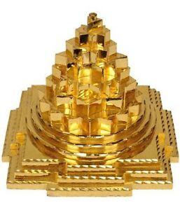 Details about Meru Shri Yantra For Vastu Correction & Prosperity Energized