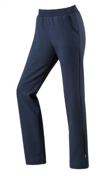 Schneider Donna Stretch Sport Fitness Allenamento Pantaloni Devon Blu Regular Fit