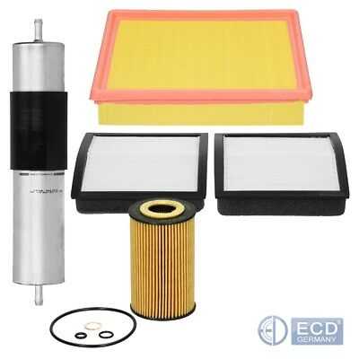 SCT-FILTER PAKET BMW 3er Compact E36 316g 316i 318 TI Z3 Coupe