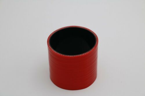 ID 76mm 3/'/' Straight Silicone Coupler Hose Intercooler Pipe Intake Red Tube