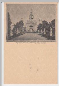 54192-AK-Nuernberg-Bayerische-Landesausstellung-1896-Sonderstempel