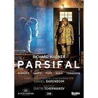 Wagner Koch Pape Staatsopernchor Berlin - Parsifal 2pc DVD