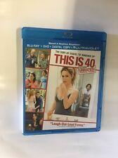 This Is 40 Bluray 1 Disc Set ( No Digital HD)