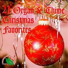 Organ & Chime Ensemble Organs & Chimes Christmas CD