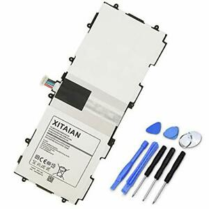Remplacement Batterie Samsung Galaxy Tab 3 10.1 GT-P5200 GT-P5210 3.8V 6800mAh