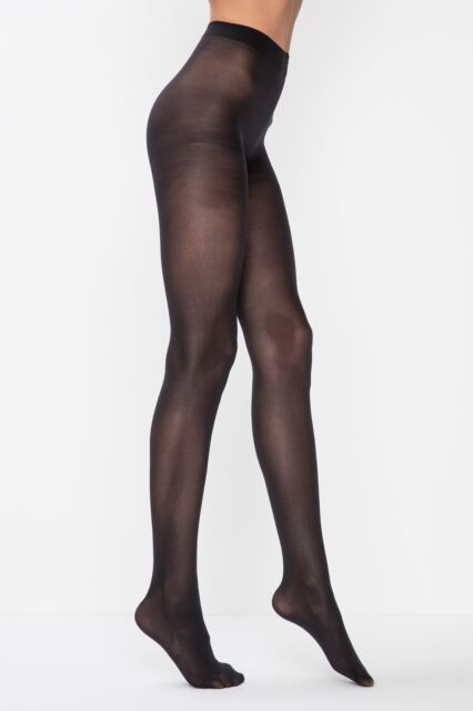 Semi opaque pantyhose sale something is