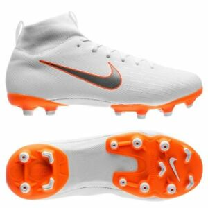 newest 23c70 6b385 Nike Mercurial Superfly VI MG 2018 DF Academy Soccer Shoes ...
