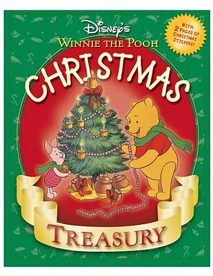 Winnie The Pooh Christmas.Disneys Winnie The Pooh Christmas Treasury By Disney Book Group 9780786834006 Ebay