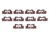 Dodge Truck Front Windshield Rear Window Reveal Trim Molding Clips 10pc C