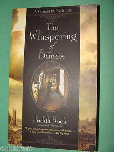 the whispering of bones rock judith