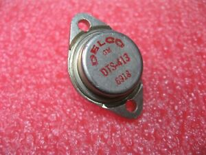 DTS-413-DELCO-Silicon-NPN-High-Power-Transistor-TO-3-NOS-Qty-1