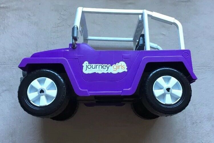 Journey Girls Toy Jeep, for any 18